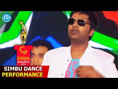 Actor Simbu Dance Performance | Siima 2014 video