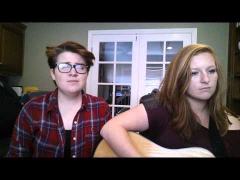 Style x Blank Space Cover Megan and Kelsie