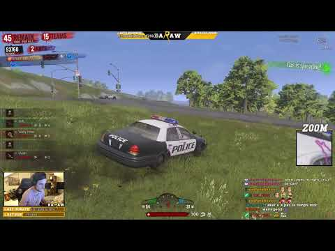 Haraw - SUPERMAN !!! - H1Z1