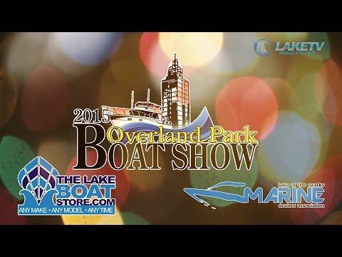 Overland Park Boat Show 2015