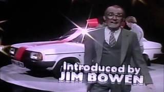 Bully's Star Prize Morris Ital 1981 Bullseye Darts Jim Bowen