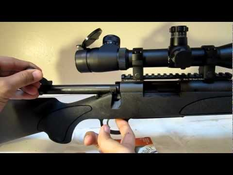 Remington 700 SPS Varmint Tactical .308