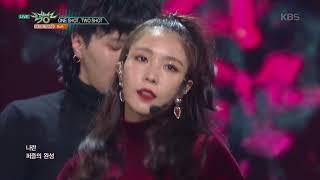 뮤직뱅크 Music Bank - ONE SHOT, TWO SHOT - BoA.20180223