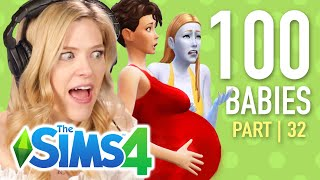 Single Girl Freezes To Death In The Sims 4 | Part 32
