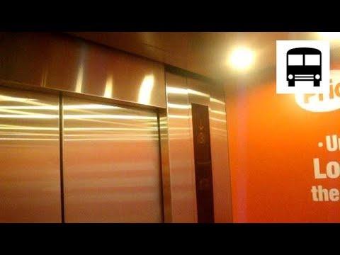 Marina Square - Mitsubishi Electric Elevator