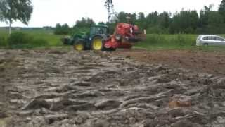 John Deere 6430 Seeding |HD|