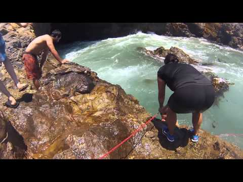 Cliff Jump Gone Wrong