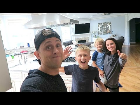OUR NEW HOUSE SURPRISE!!