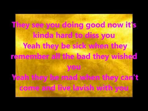 Nicki Minaj - Pills N Potions Clean Version Lyrics