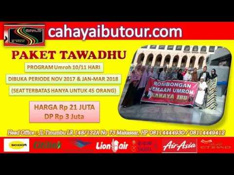Youtube travel umrah terbaik makassar