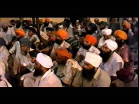 Sant Baba Saroop Singh Ji (chandigarh Wale) - Sakhi Raja Hareesh Chandar Part 4 video