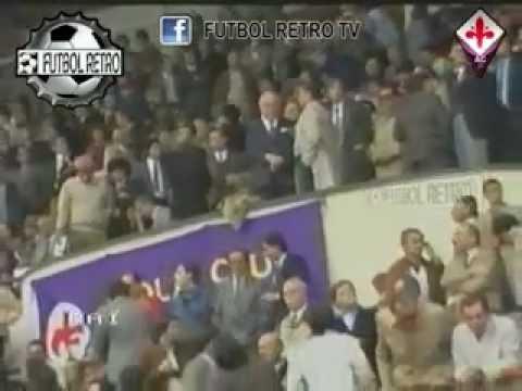 Fiorentina 0 vs Juventus 1 Serie A 1982/83 Brio FUTBOL RETRO TV
