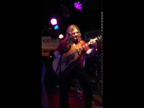 Frank Hannon Live What You Give Mankato Busters Bar 04/28/12