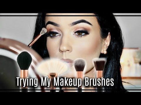 My Makeup Brushes | TheMakeupChair