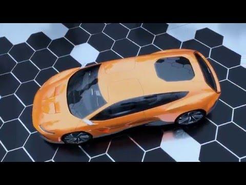 イタルデザイン・ジウジアーロ GT ゼロ(1)