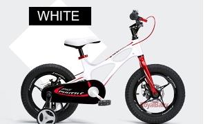 Xe đạp trẻ em Royal Baby Shuttle RB16-B22 Trắng