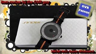 SINOBI 9633 Quartz Wristwatch Review