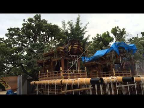 shiba inu 柴犬スペック 20140802_尼崎 貴布祢神社の祭 沖野玉枝 検索動画 7