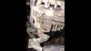 2002 Hyundai accent cracked exhaust manifold