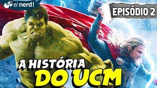 HISTÓRIA DO UCM EP. 2: SURGEM OS PESOS PESADOS