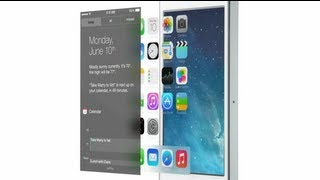 Introducing iOS 7 - Official Video - Apple (HD)