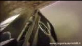 Pagani Zonda F promotional video