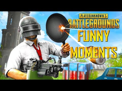 PUBG Funny Moments PubG Game Epic Moves