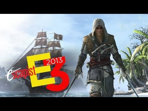 ASSASSIN'S CREED 4 MULTIPLAYER GAMEPLAY E3 2013