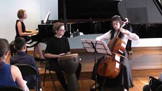 """Trio: """"Over the Rainbow/Simple Gifts"""" by Arlen, arr. by The Piano Guys"""