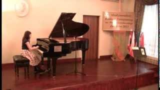 Konkurs Pianistyczny w Zambrowie ,  Agata Kuczyńska