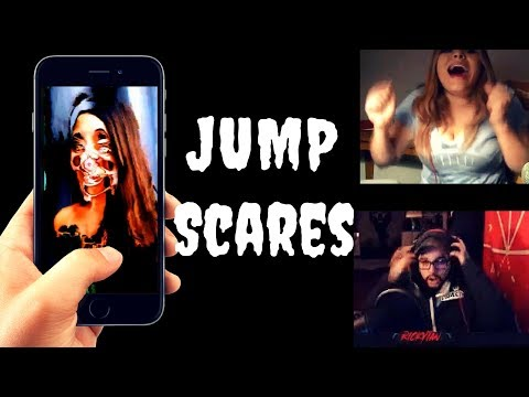 Top Moments of Jump Scares - Simulacra