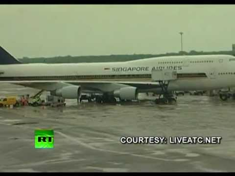 JFK radio tape: Near miss as 2 planes almost collide on take-off
