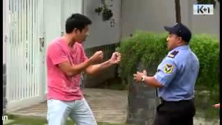 """Hiếu Hiền dạy Thái Hòa """"đánh nhau"""""""