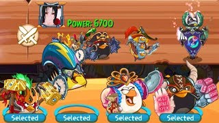 Angry Birds Epic - PvP Ranked Arena Battle - Part 431 Gameplay Walkthrough (iOS, Android)