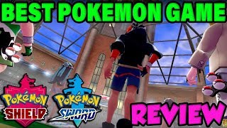 POKEMON SWORD AND SHIELD REVIEWS ARE IN! They Are Best Pokemon Games!