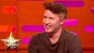 James Blunt Hates on Himself on Twitter - The Graham Norton Show