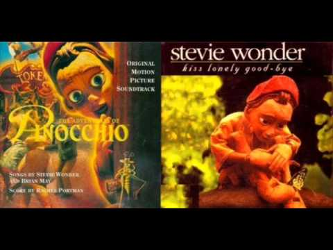 Kiss Lonely Good Bye (Harm. & Orch) - Stevie Wonder (Pinocchio)