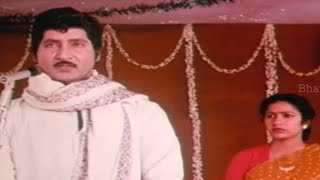 Mr Bharath Telugu Full Movie Part 12 || Shoban Babu, Suhasini, Rajini