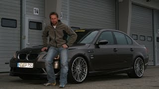 BMW M5 G-Power Hurricane - GRIP - Folge 22 - RTL2