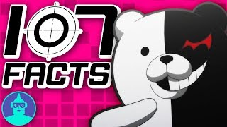 107 Danganronpa Facts YOU Should Know!! | The Leaderboard