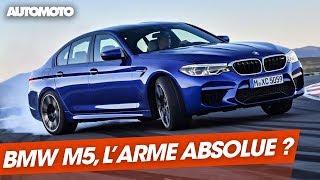 Nouvelle BMW M5, toujours aussi plaisante ?