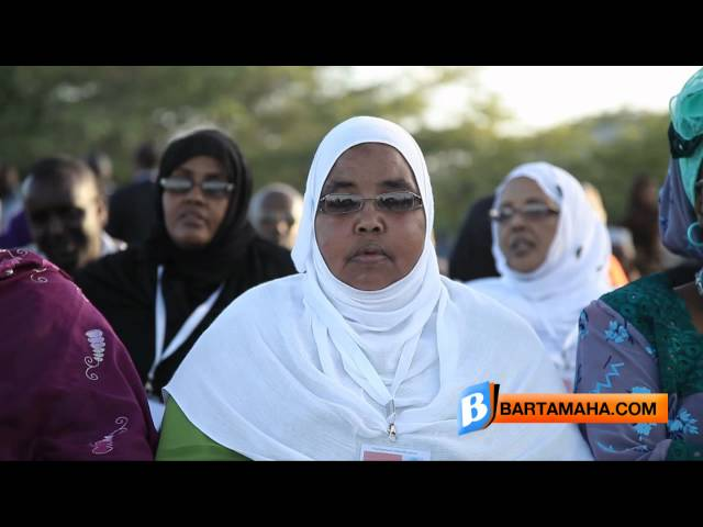 Dhaartii Xildhibaanada Cusub ee Soomaaliya August 20,2012 Bartmaha.com