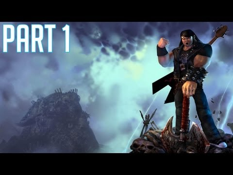 Brutal Legends - Part 1