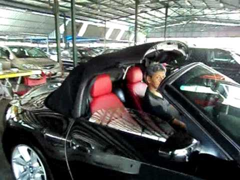 Bmw Z4 Soft Top Convertible Youtube