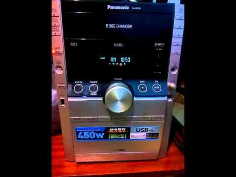 DX - CX26 Radio Uruguay (1050 kHz) captada desde Oberá, Misiones