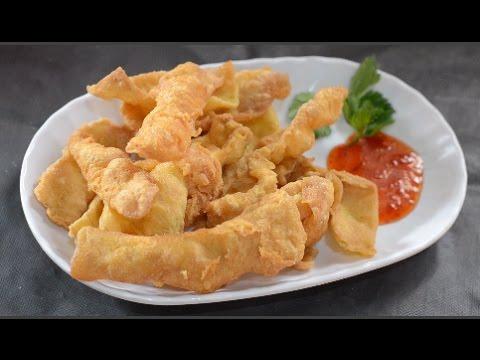 Resep Telur Crispy Praktis Youtube