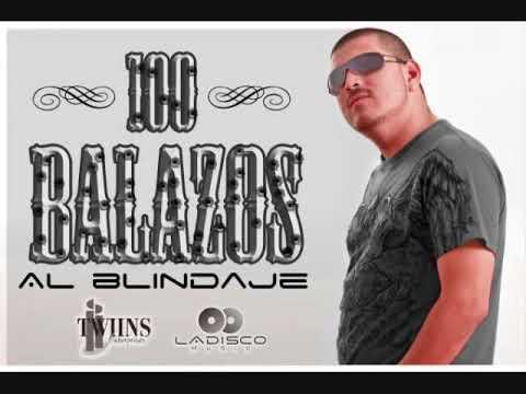 100 Balazos al Blindaje (En Vivo)-El Komander con letra