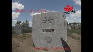 Bomb the Guns! - Vendetta Paintball - Magfed