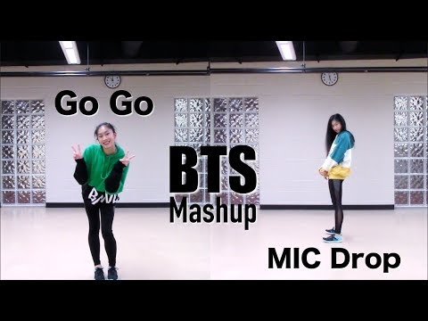 [MASHUP] BTS MICDROP x GOGO — full dance cover by crystal ft. OPPANG