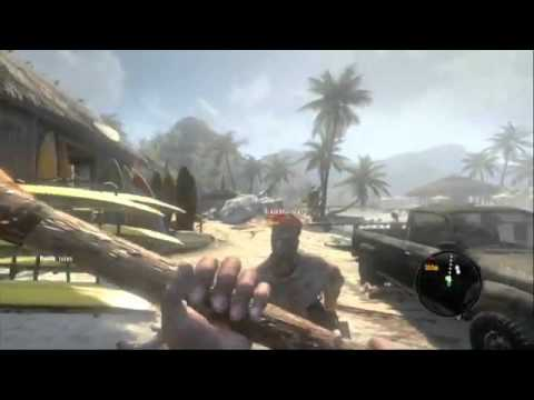 Dead Island Gameplay Review/Weapons and map